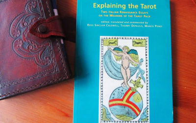 Explaining the Tarot: two italian renaissance essays